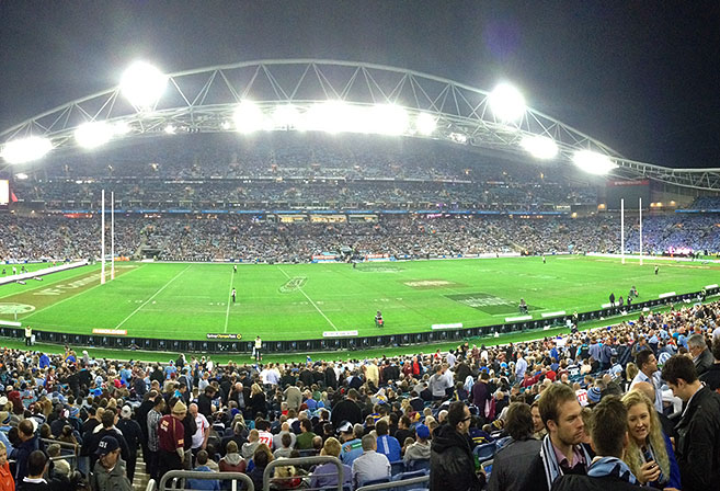 State of Origin Game Two