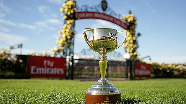 The Melbourne Cup Flemington
