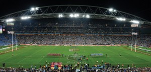 State of Origin Game Three Sydney