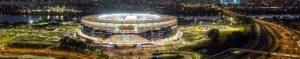 Optus Stadium Day
