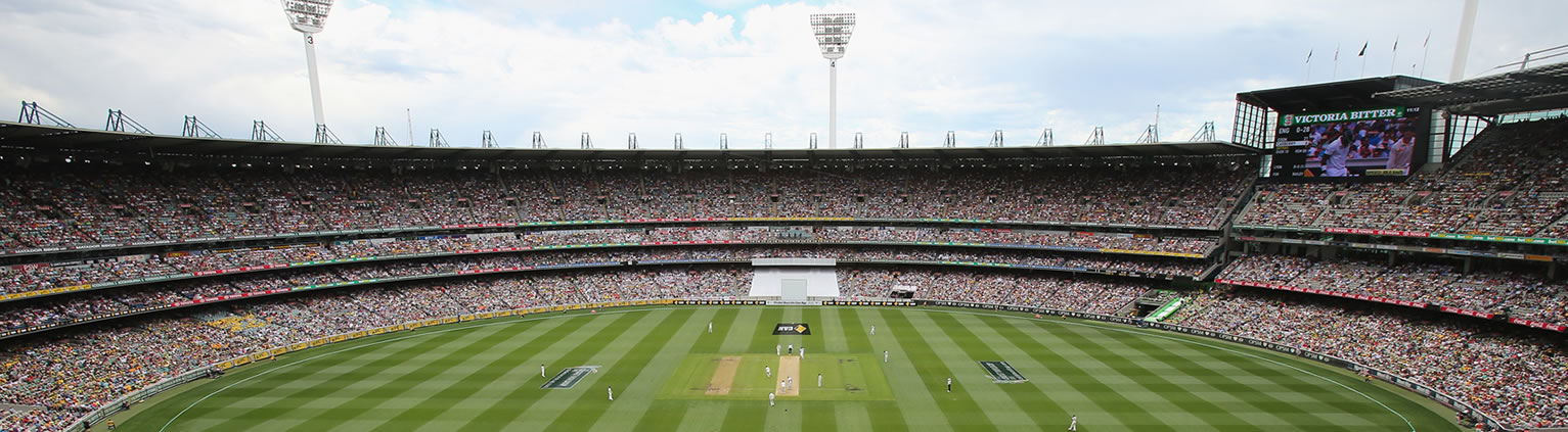 The Ashes 3rd Test Melbourne