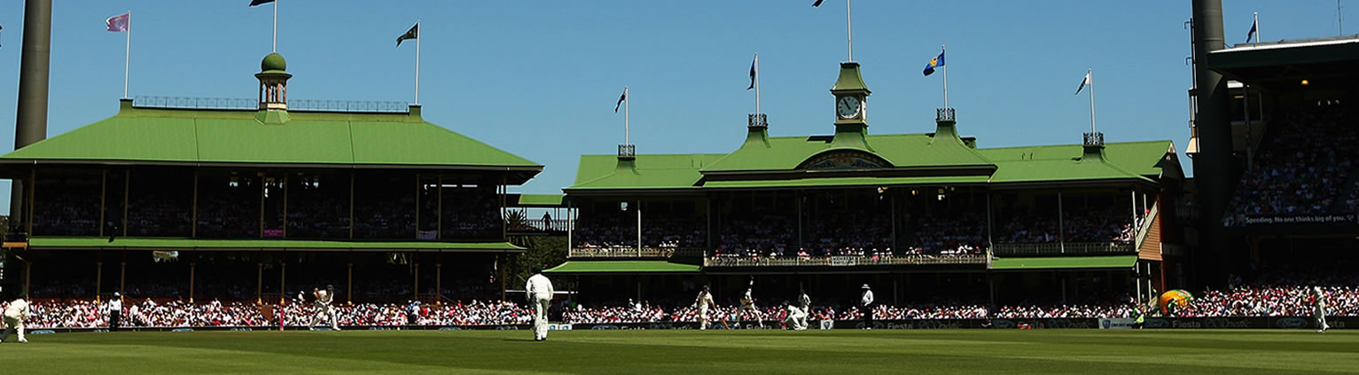 The Ashes 4th Test Sydney