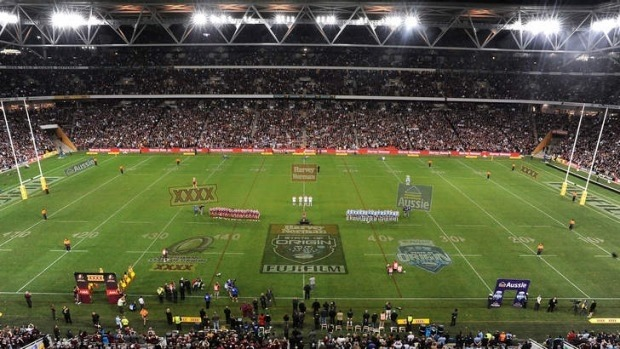 State of Origin Game Three Brisbane