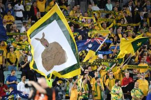 Socceroos  Football