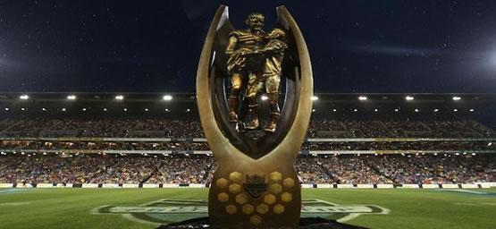 NRL Grand Final 2018 ANZ Stadium