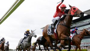 redzel wins 2018 everest